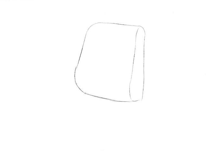 Как нарисовать автокресло