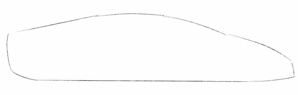 Как нарисовать Lamborghini Centenario