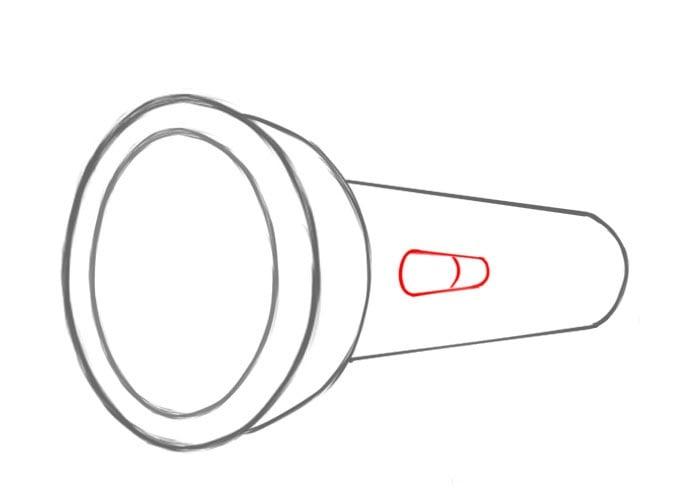 Как нарисовать фонарик для детей